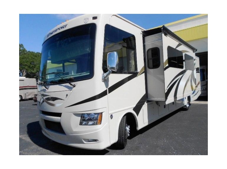 Thor Windsport 34e Rvs For Sale In Kissimmee, Florida