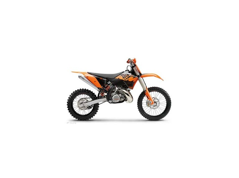 2009 Ktm 200 Xc Motorcycles for sale