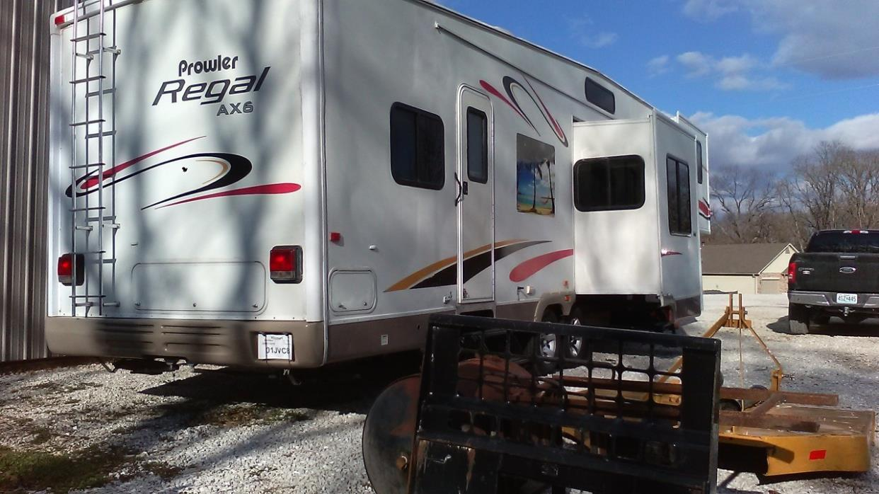 hight resolution of fleetwood prowler regal 365flts rvs for sale