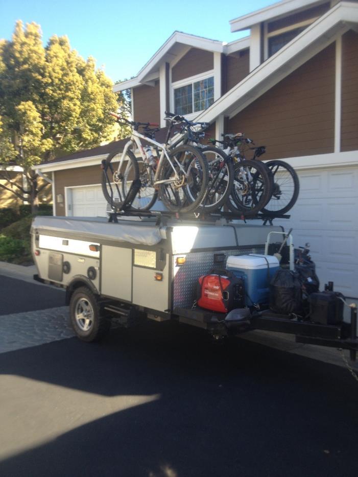 Bike Coleman Rack Hitch