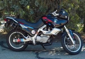 1997 Bmw F650 Motorcycles for sale