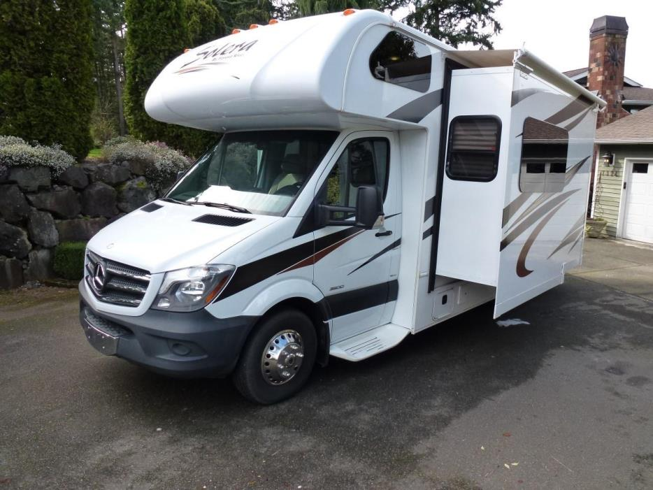 Forest River Solera 24s Rvs For Sale