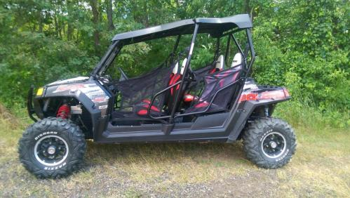 small resolution of 2012 polaris ranger rzr 4 800 eps robby gordon edition