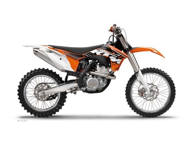 Ktm 350 Sx F motorcycles for sale