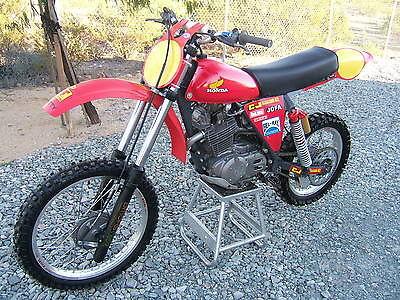 Tt500 Engine Diagram 1979 Honda Xr500 Motorcycles For Sale