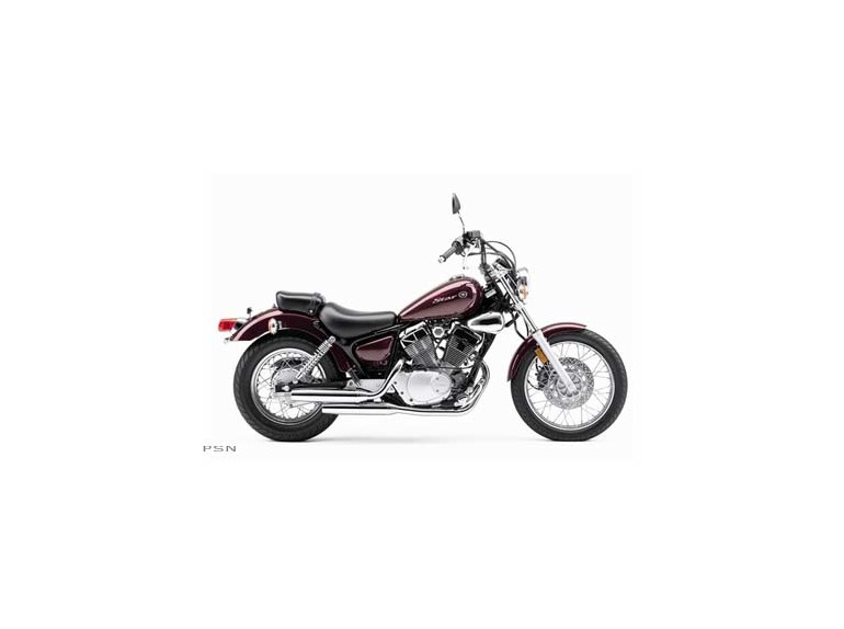 2008 Yamaha Vstar 250 Motorcycles for sale