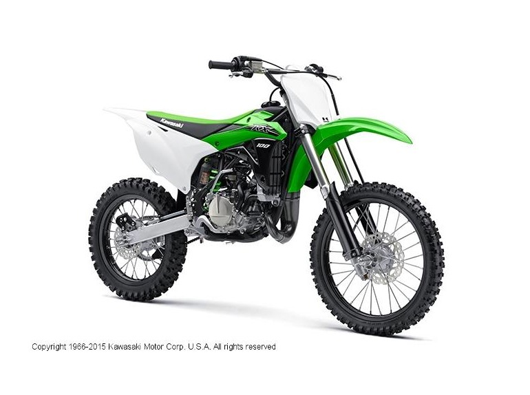 Kawasaki Kx 100 motorcycles for sale in Romney, West Virginia