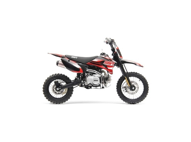 Ssr 110 Pit Bike Motorcycles for sale