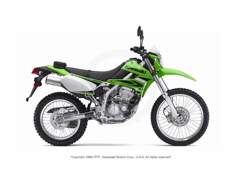 2009 Kawasaki Klx 250s Dual Sport Motorcycles for sale