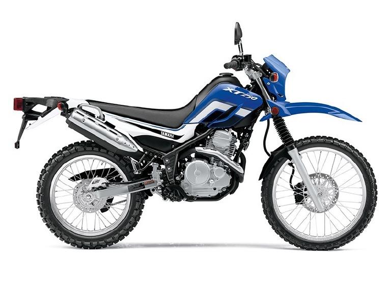 Yamaha Xt250 motorcycles for sale in Idaho