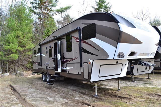 Keystone Cougar Fifth Wheel 330rbk RVs For Sale