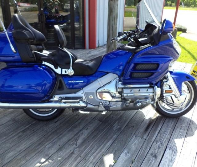 2005 Honda Gl1800 Goldwing