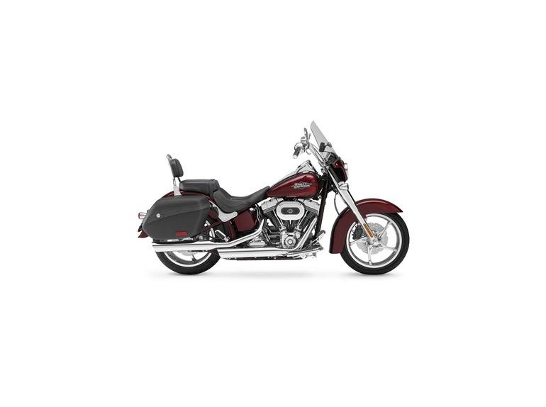 Harley Davidson Flstse3 Cvo Softail Convertible