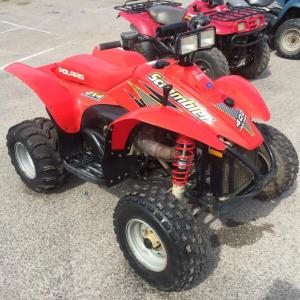 Polaris Scrambler 400 motorcycles for sale