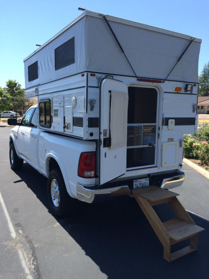 Truck And Camper Combo For Sale : truck, camper, combo, Wheel, Campers