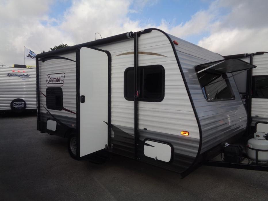 2008 Coleman 15 Bh rvs for sale