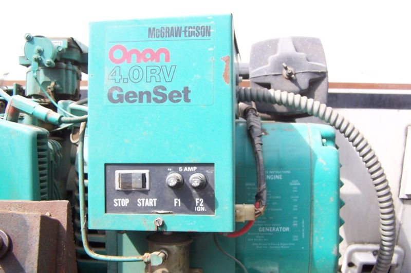 Wiring Diagram For 1985 Dodge Onan Rv Generator Rvs For Sale