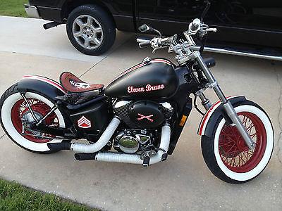 Honda Bobber Motorcycles For
