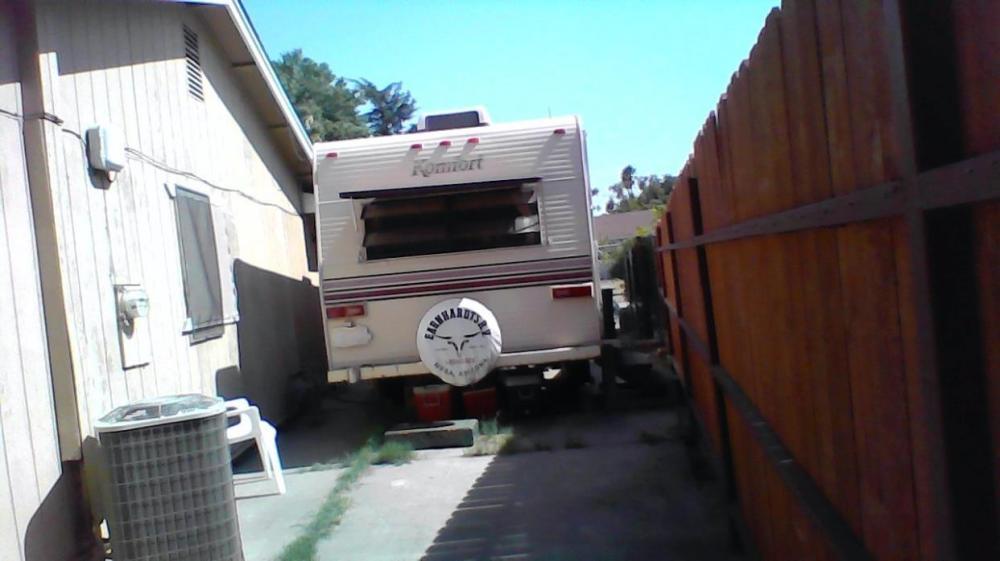 medium resolution of 1987 komfort travel trailer owners manual