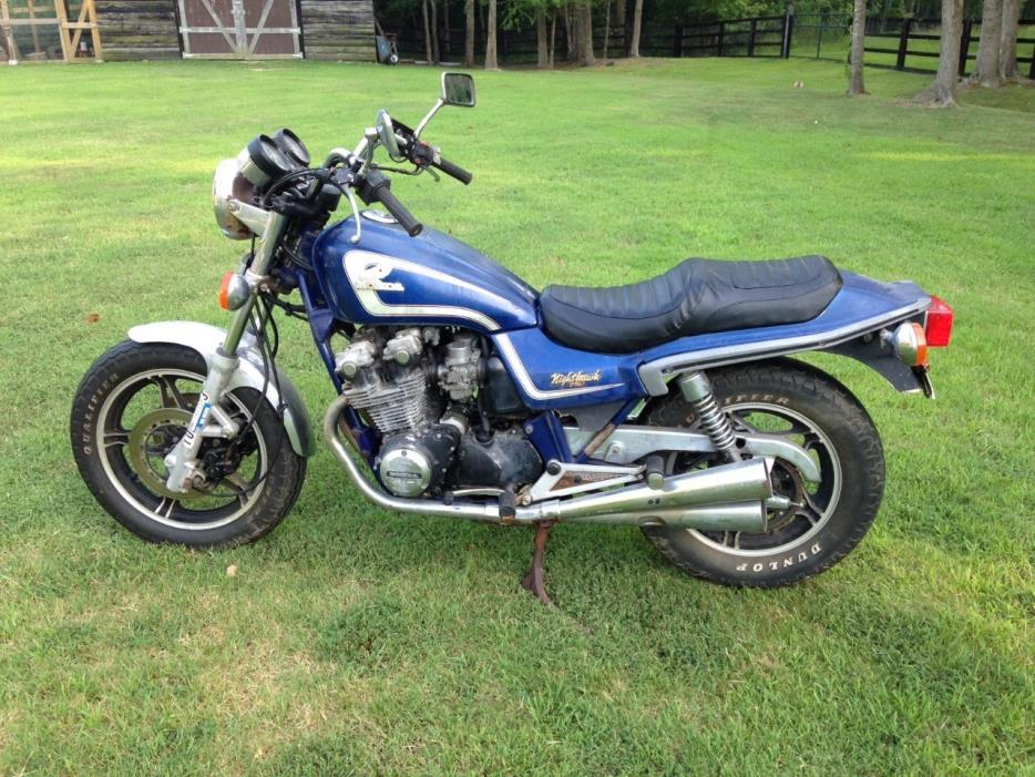 1982 Honda Nighthawk Motorcycle