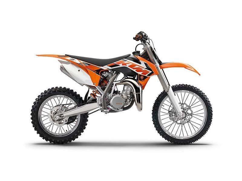 Ktm Motocross Bikes Motorcycles for sale