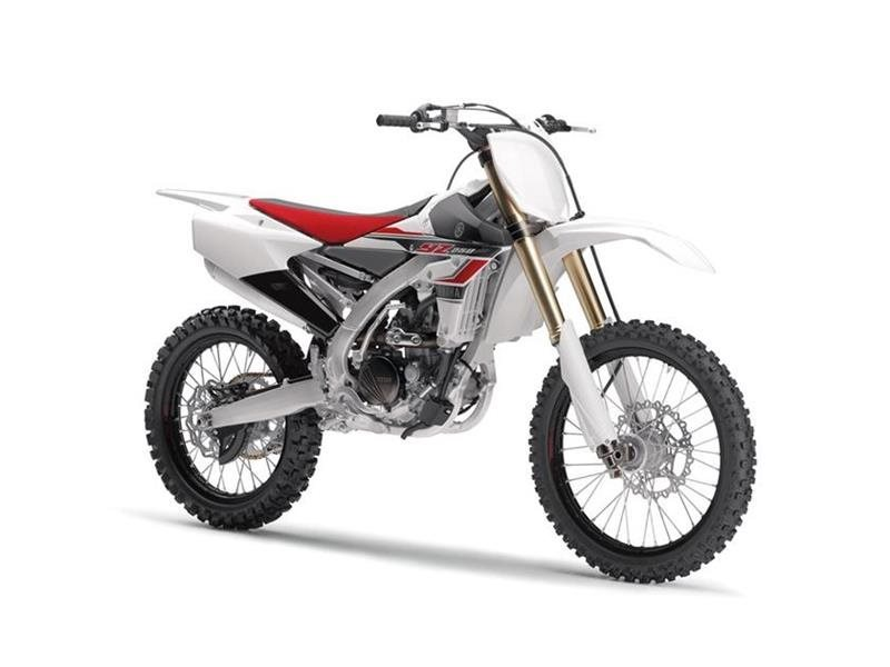 Yamaha Yz250f White Red motorcycles for sale in Manheim