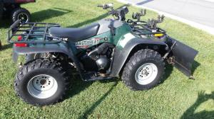 Arctic Cat 500 4x4 Motorcycles for sale