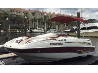 Sea Doo Islandia Boats for sale