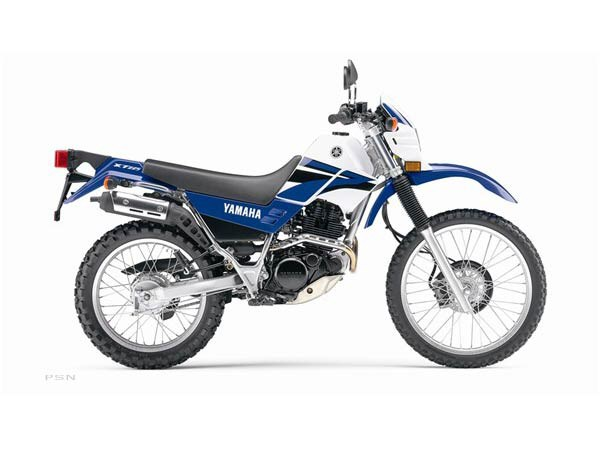 Yamaha Xt225 motorcycles for sale in Washington