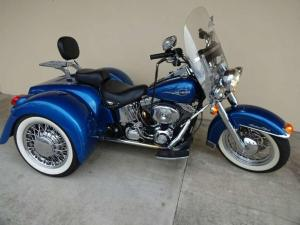 Trike Yamaha Xs 1100 Blue For Sale Trikes t Trike