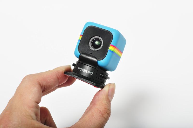 Polaroid CUBE 開箱分享 / 迷你運動攝影機 記錄生活更隨興 - Sinchen 3C部落格