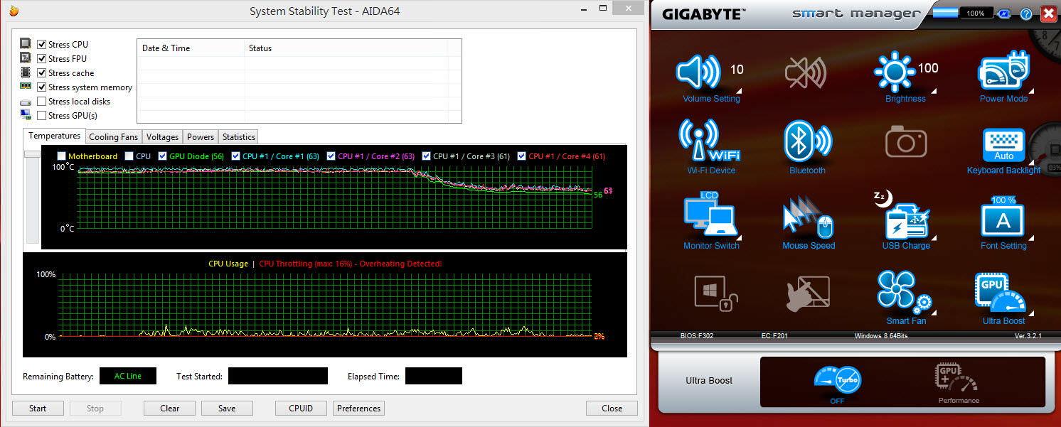 技嘉P35K電競筆電開箱分享. 15.6吋內斂黑. 高效能. 大容量四顆硬碟 - Sinchen 3C 部落格
