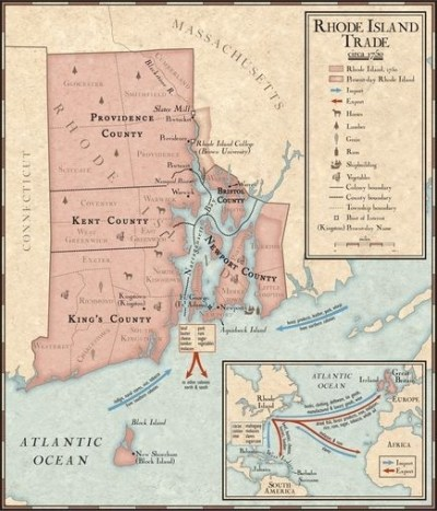Trade in Rhode Island During the 1700s | Rhode ...