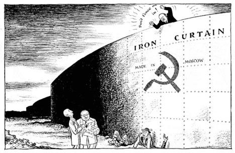 Iron Curtain Scoop It