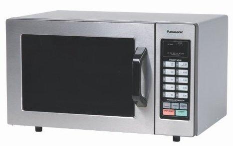 smart countertop microwave oven kitchen