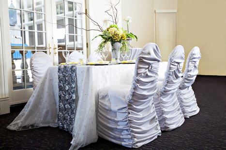 chair cover for rent wedding kimball office best rentals enhance deco decoration