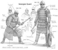 Armas y vestimenta vikinga   poca Medie...