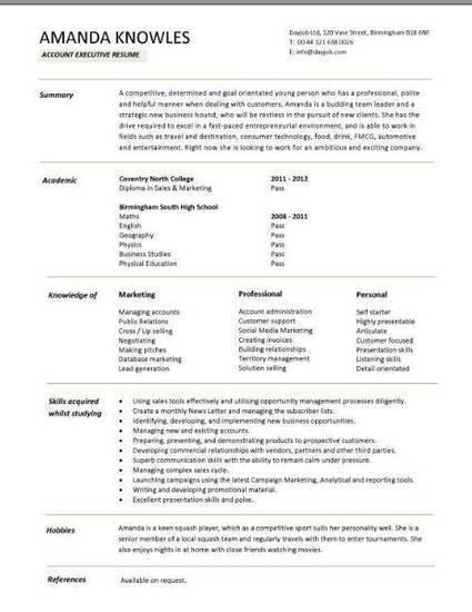 modele cv libreoffice  CV Anonyme