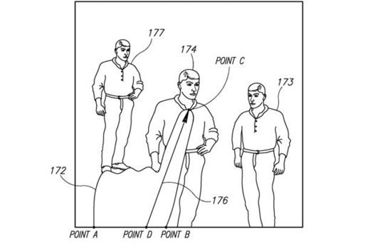 BlackBerry granted gesture recognition patent f...