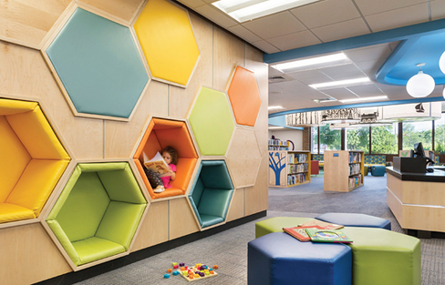 Library Spaces Creating a Learning Commons  Scoopit