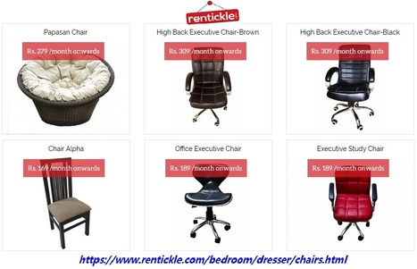 office chair on rent high converts to table and chairs in rentickle service scoop it delhi ncr hyderabad india at