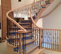 Wooden Stairs In Second Generation Wood Stairs Scoop It   Second Generation Wood Stairs   Presentation Transcript   Basement Stairs   Staten Island Ny   Stair Treads   Brooklyn Ny