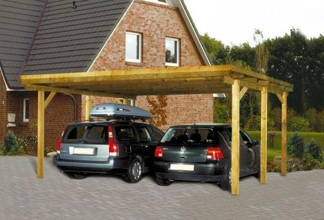 Wood Carport Plans In Pdf Plans Scoop It