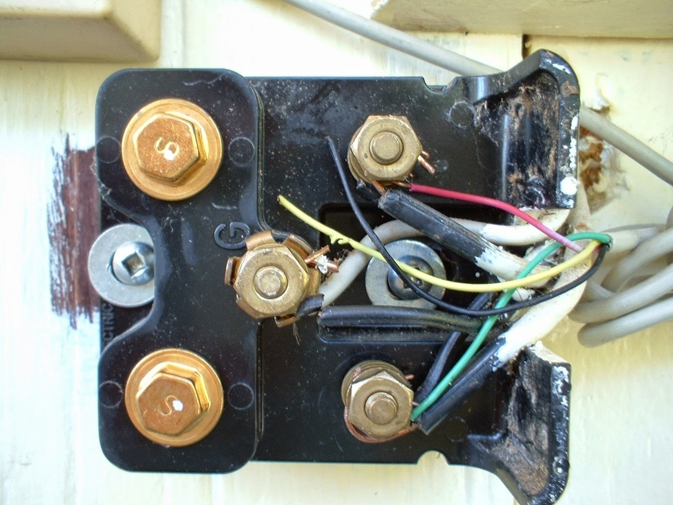 telephone junction box wiring diagram tin bismuth phase demarc extension | scoop.it