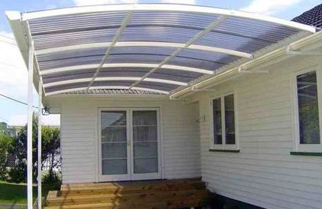 harga kanopi baja ringan atap polycarbonate murah terbaru november
