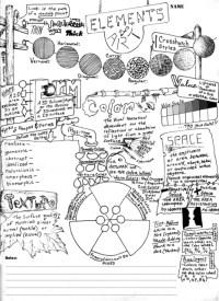 Elements of Art - Worksheet | Elements of Art