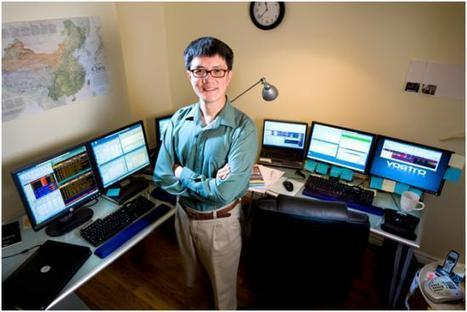 Interview Ernest P Chan Quantitative Trading