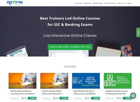 Get Free Live Classes Sessions For Banking Quan