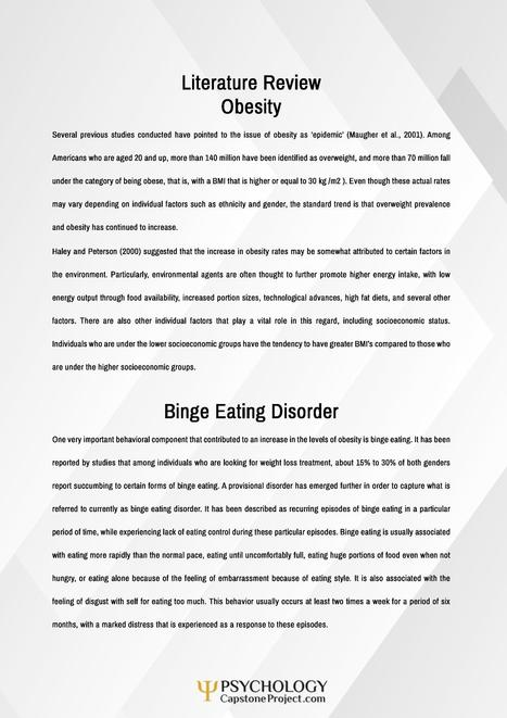Psychology Project Examples Psychology Capsto