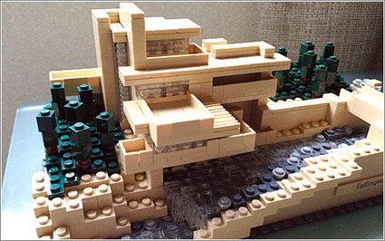La megafactora de Lego y la Casa de la